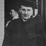 Kreuger receiving an honorary degree at Syracuse, 1930